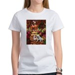 The Path / Two English Bulldogs Women's T-Shirt