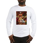 The Path / Two English Bulldogs Long Sleeve T-Shir