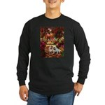 The Path / Two English Bulldogs Long Sleeve Dark T
