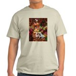The Path / Two English Bulldogs Light T-Shirt