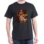 The Path / Two English Bulldogs Dark T-Shirt