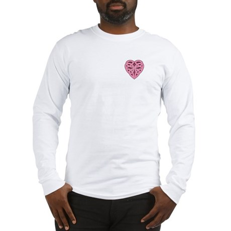 Bijii Heartknot Long Sleeve T-Shirt