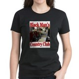 Black Man Country Club Tee