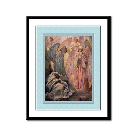 Jacob's Dream-Dixon-9x12 Framed Print