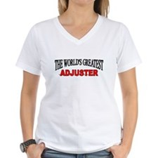 """The World's Greatest Adjuster"" Shirt"