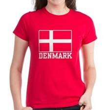 Flag of Denmark Tee