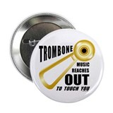 "Trombone Touch 2.25"" Button"