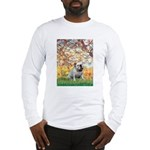 Spring/ English Bulldog (#9) Long Sleeve T-Shirt