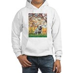 Spring/ English Bulldog (#9) Hooded Sweatshirt