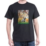 Spring/ English Bulldog (#9) Dark T-Shirt