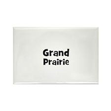 Grand Prairie Rectangle Magnet (10 pack)