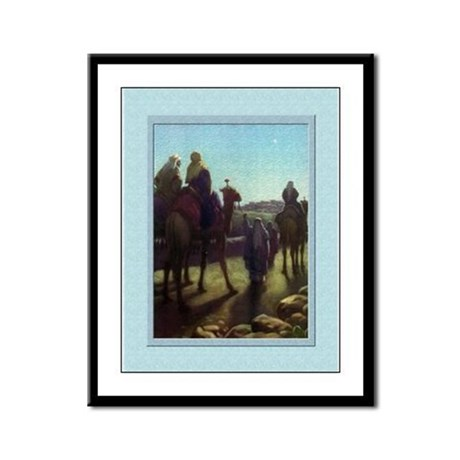 Magi-Unknown-9x12 Framed Print
