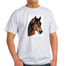 Arabian Horse Ash Grey T-Shirt