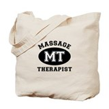 Massage Therapist (MT) Tote Bag