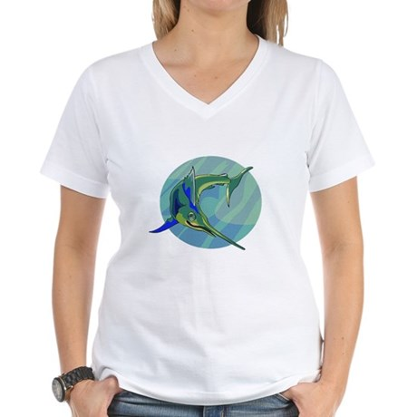 Sailfish Women's V-Neck T-Shirt