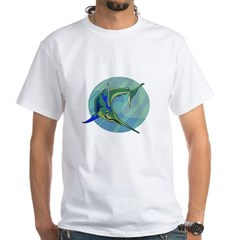 Sailfish White T-Shirt