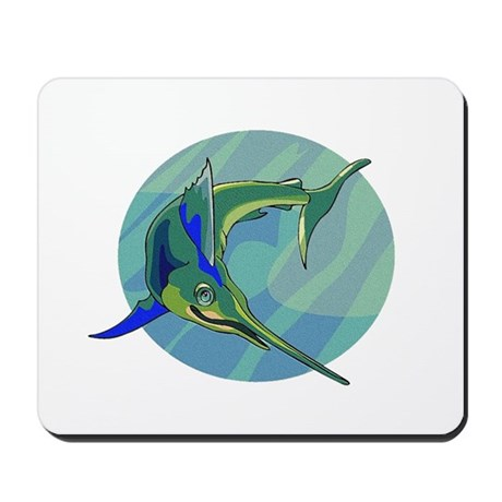 Sailfish Mousepad
