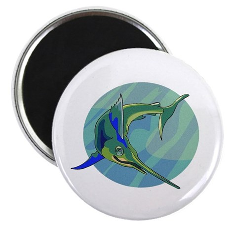 "Sailfish 2.25"" Magnet (10 pack)"