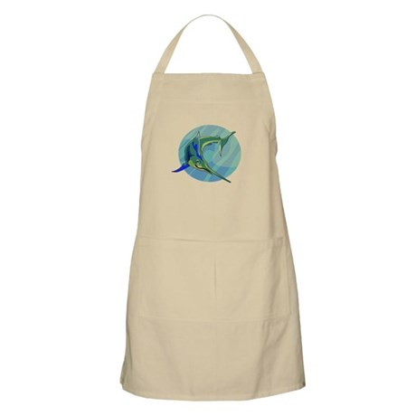 Sailfish BBQ Apron
