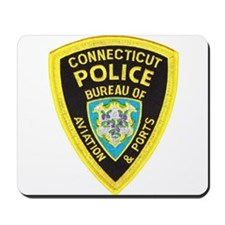 CT Port & Aviation Police Mousepad