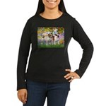 Garden & English BD Women's Long Sleeve Dark T-Shi