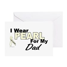 I Wear Pearl 3 (Dad LC) Greeting Card
