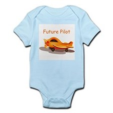 Future Pilot Infant Bodysuit