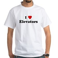 I Love Elevators Shirt