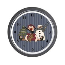 It's Christmas Wall Clock