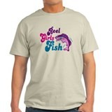 Reel Girls Fish T-Shirt