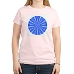 Blue Pattern 001 Women's Light T-Shirt