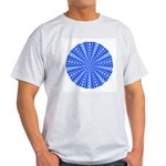 Blue Pattern 001 Light T-Shirt