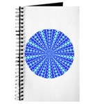 Blue Pattern 001 Journal