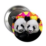 Panda Bear Button