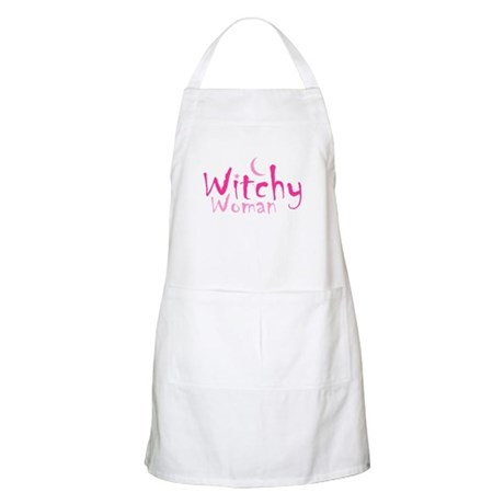 Witchy Woman BBQ Apron