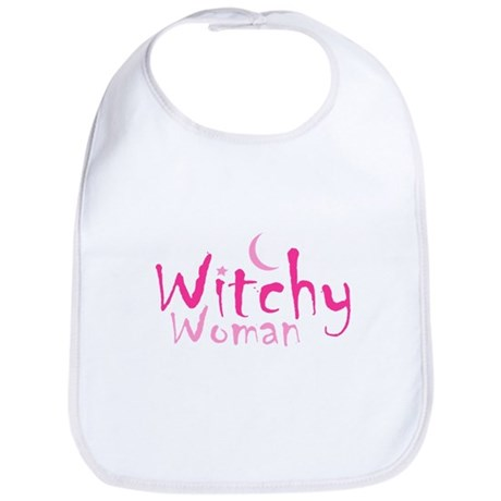Witchy Woman Bib