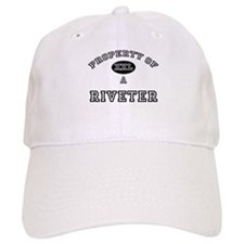 Property of a Riveter Baseball Cap