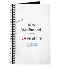 Wolfhound Lick Journal