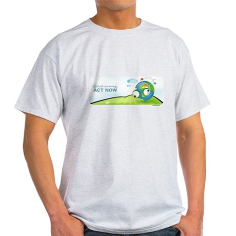 Recycle Wide Light T-Shirt