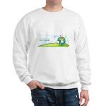 Recycle Wide Sweatshirt
