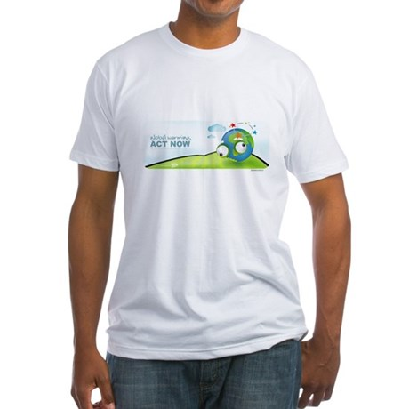 Recycle Wide Fitted T-Shirt