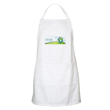 Recycle Wide BBQ Apron