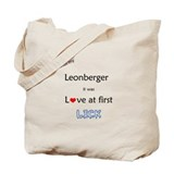 Leonberger Lick Tote Bag