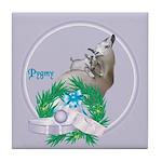 Pygmy Goat Tammy Tile Coaster