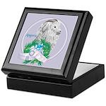 Angora Goat Gruffly Keepsake Box