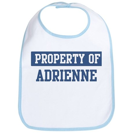 Property of ADRIENNE Bib