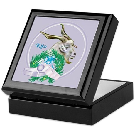 Kiko Goat Bonzo Keepsake Box