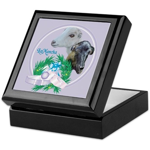 LaMancha Goats Keepsake Box