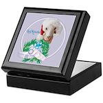 LaMancha Goat Natty Keepsake Box