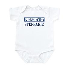 Property of STEPHANIE Infant Bodysuit